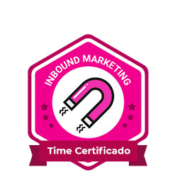 Time certificado marketing de conteúdo Rock Content e Resultados Digitais