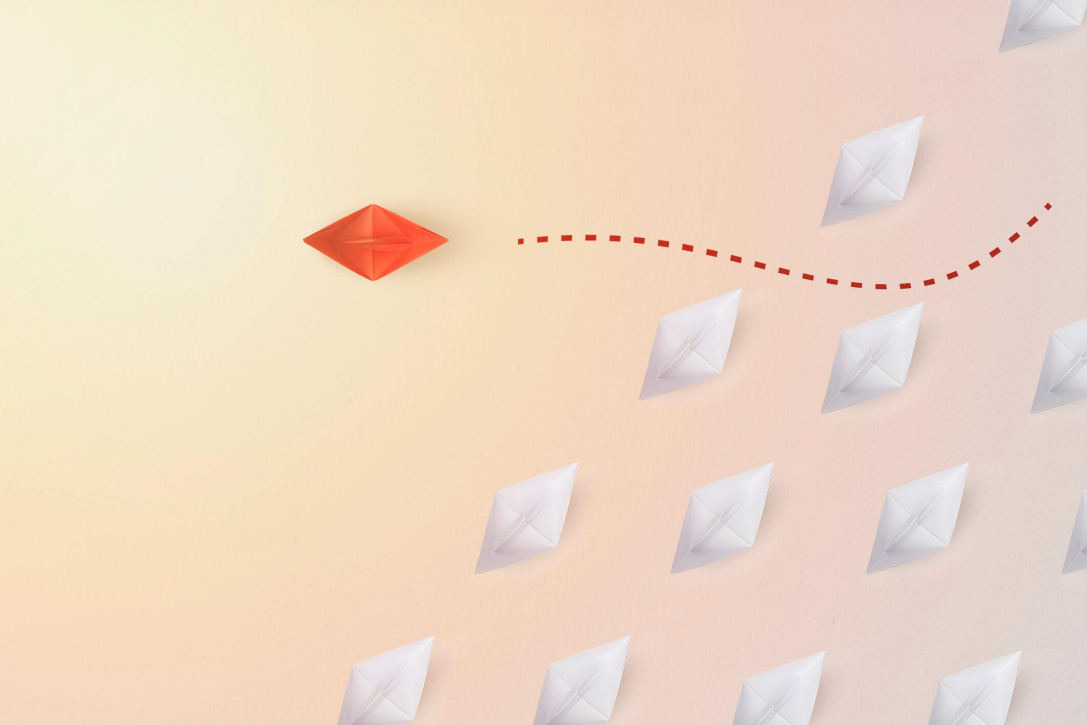 ilustração de pipa voando