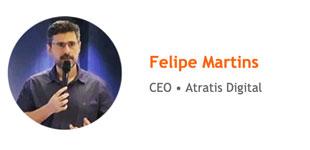 Felipe Martins - CEO da Atratis