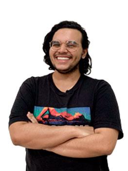 Colaborador Anderson Cavalcante